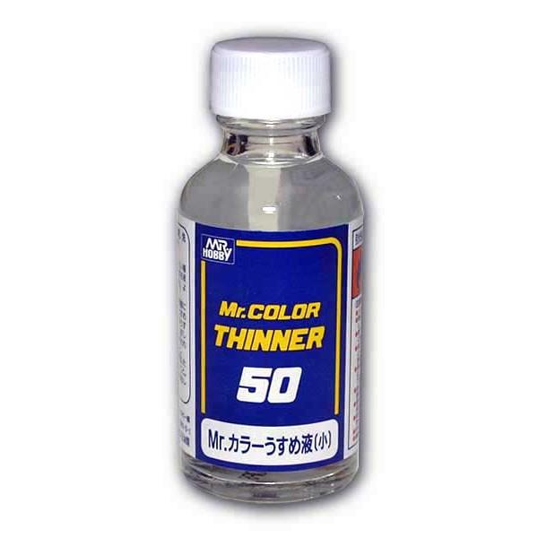 T-101 разбавитель MR.COLOR THINNER 50мл