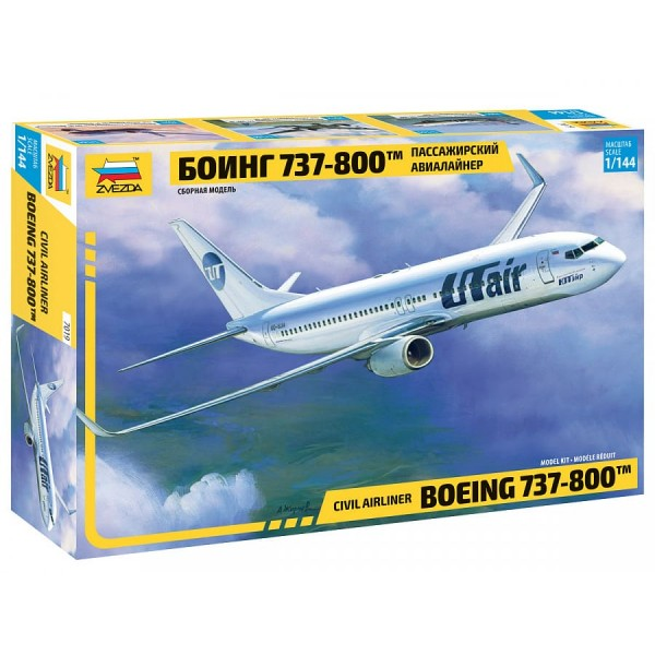 Пассажирский авиалайнер Боинг 737-800™