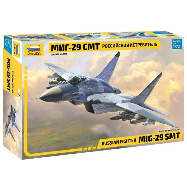 Многоцелевой фронтовой истребитель МиГ-29 СМТ