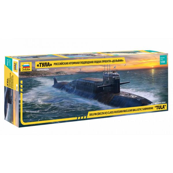 Атомная подводная лодка «Тула» проекта «Дельфин»